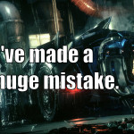 Batman: Arkham Mistake