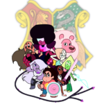 Steven Universe and the Gems Get Sorted!